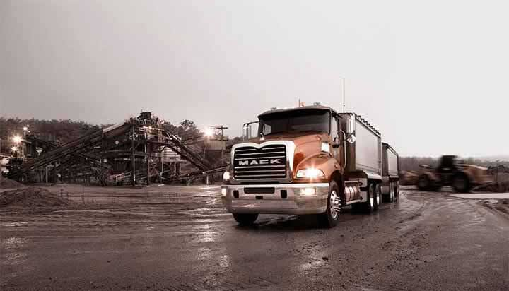 HC Tipper Truck Driver with experience