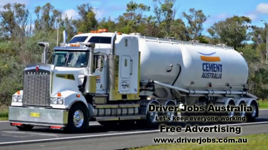 Tanker Drivers NSW - Expression of Interest
