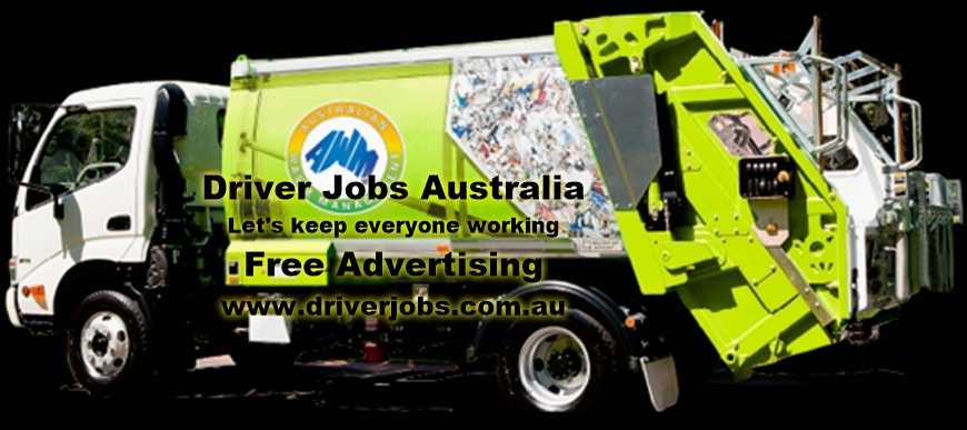 Truck Driver (Day & Night Shifts Available)