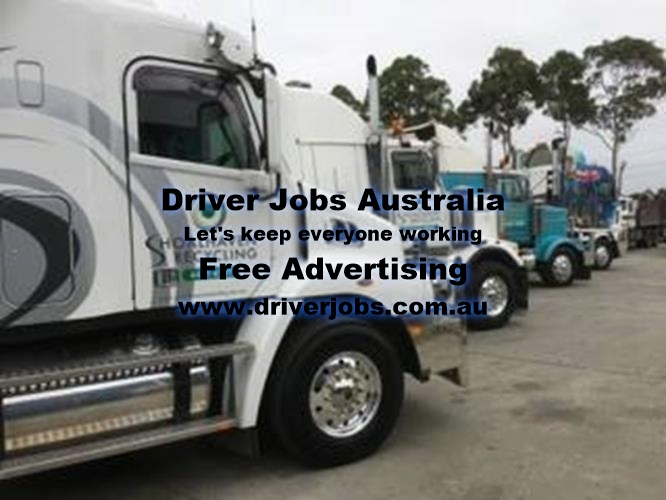 HR Driver needed for an immediate start