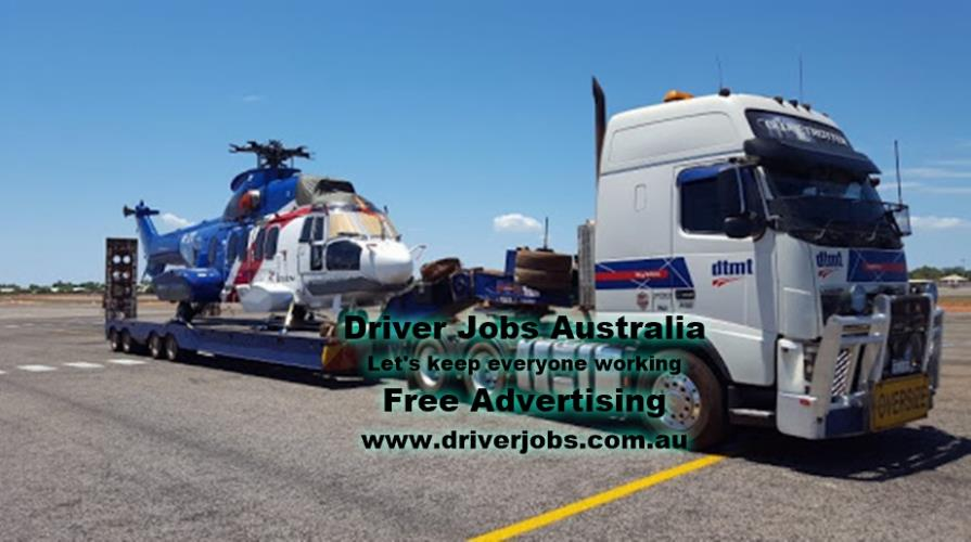 Experienced HC MC Line haul Operators required with D/G  W.A.