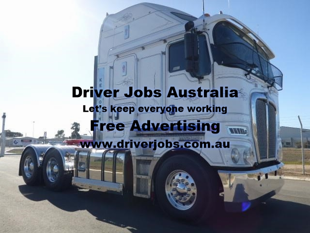 MC,HC and HR Drivers in Sydney