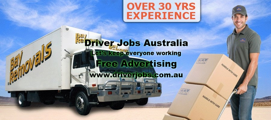Furniture Removals - Driver