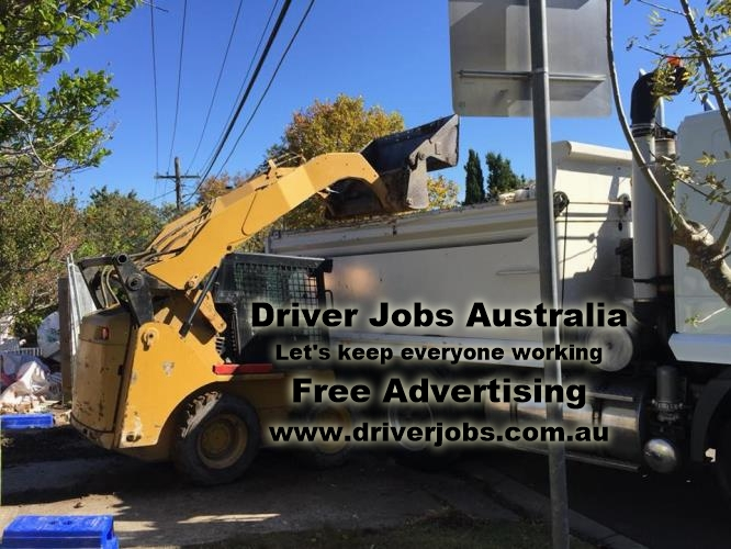 HR Driver, Excavator and Bobcat Operator