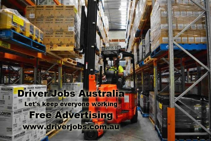 Production forklift driver-night shift