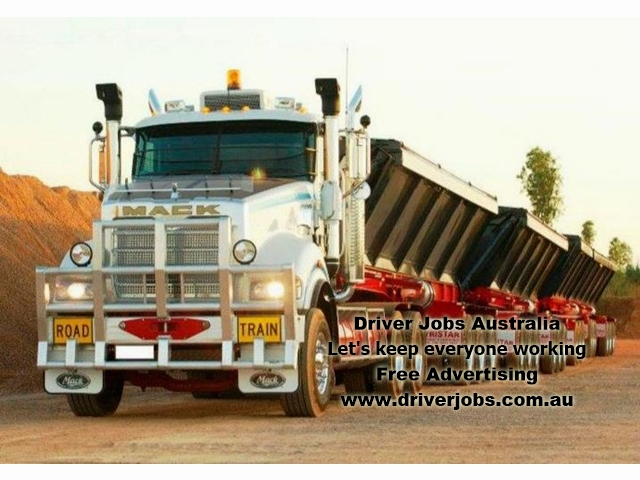 Experienced MC Road Train drivers wanted. Port Hedland & Mid west
