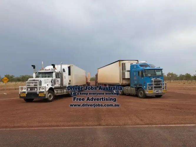 MR Truck Licence and a Forklift HRW Licence Mt Isa
