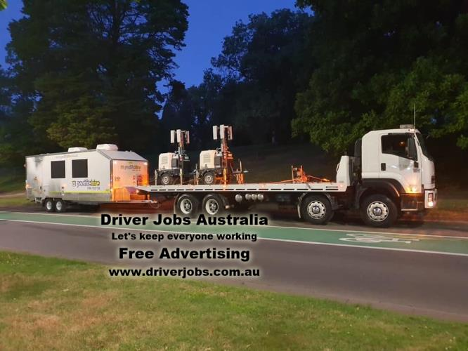 HR DRIVER REQUIRED