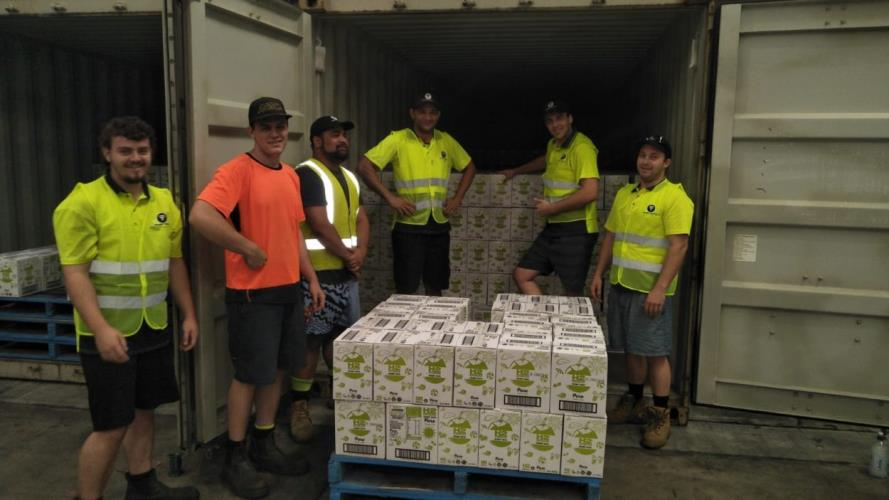 Labourer / car driver required Nudgee Qld