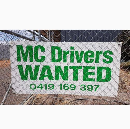 MC Driver required