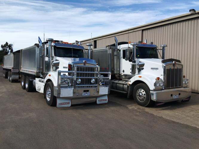 Experienced HC Truck n Quad Dog tipper drivers required