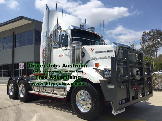 HC/MC Local Driver wanted. Berrinba, Brisbane