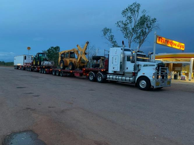 Experienced Mc Driver Wanted. Townsville Qld