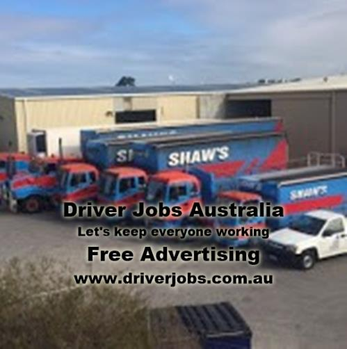 HR Truck Driver required. Darwin, NT