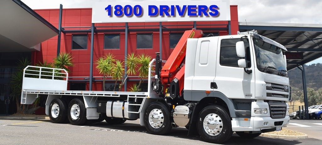 Experienced HR truck driver wanted, with CV Ticket Northmead NSW
