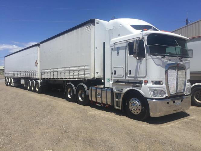 MC B Double Driver required out of Mildura