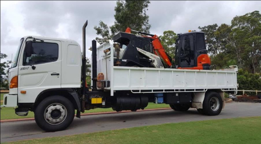 Experienced MR Local Tipper Driver Wanted Glen Iris, Victoria