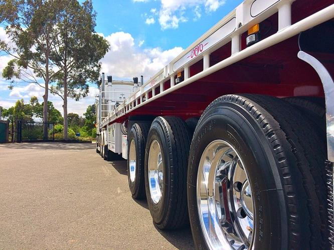 HC Local Steel driver | Richlands, QLD