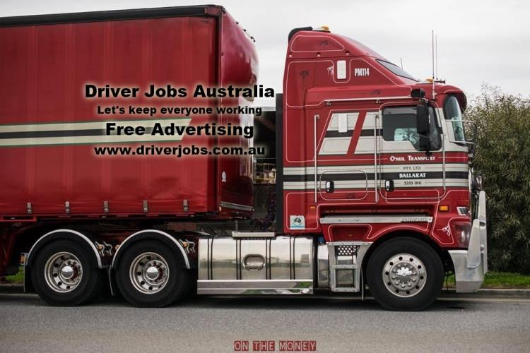MC DRIVER - ADELAIDE LOCAL