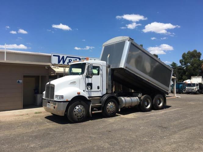 HR Tipper Driver.  Night and Day Shifts