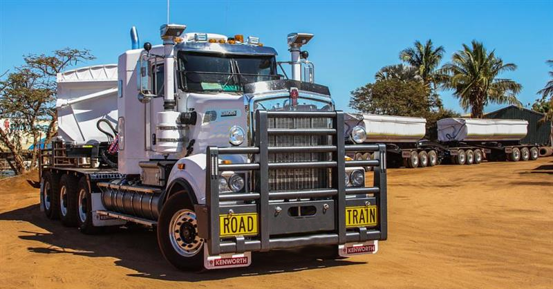 MC Road Train Driver, with D/G required near Townsville Qld