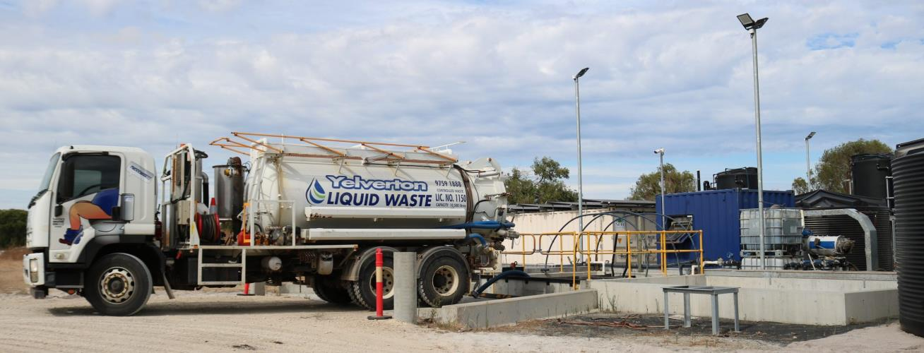 CONTROLLED WASTE TRUCK DRIVER WANTED