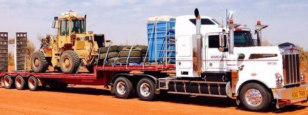 MC Truck Driver - Road Train  / Side Tippers
