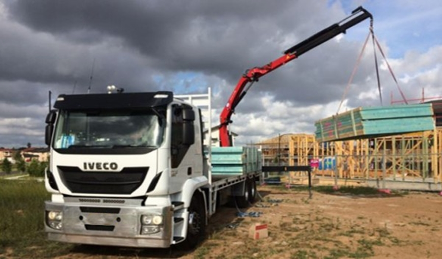 Crane Truck Driver wanted for ongoing role - ASAP start