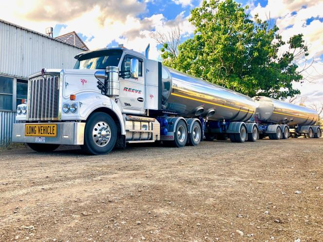 MILK TANKER DRIVERS - LINEHAUL & FARM COLLECTIONS