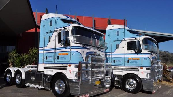 MC & HC Interstate Driver - Sydney based