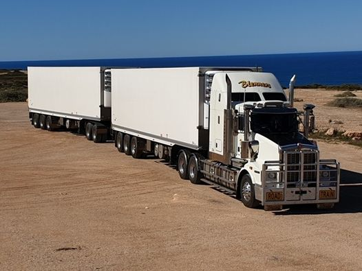 ROAD TRAIN DRIVER - BRISBANE OR TOWNSVILLE BASED