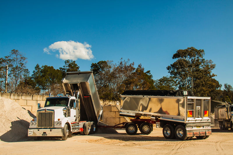 1x HC Truck n Quad drivers Lysterfield VIC