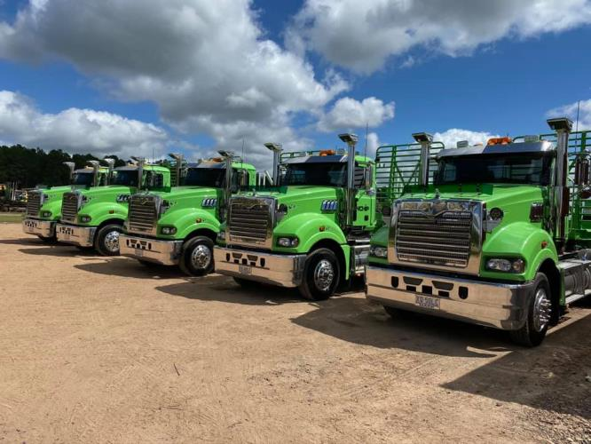 HC LICENSED FORESTRY HAULAGE