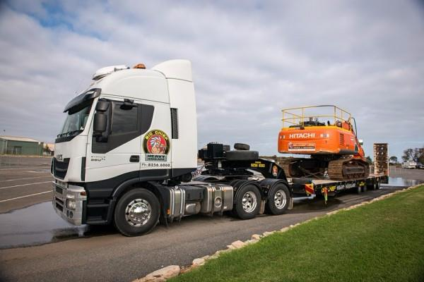 HEAVY HAULAGE FLOAT DRIVER