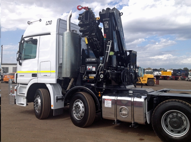 HC Driver - with CV Crane Licence wanted