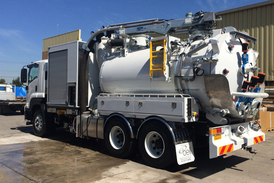 HR Driver for Tanker Work around Brisbane