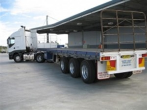 HC Local with Load Restraint Exp Required in Yatala