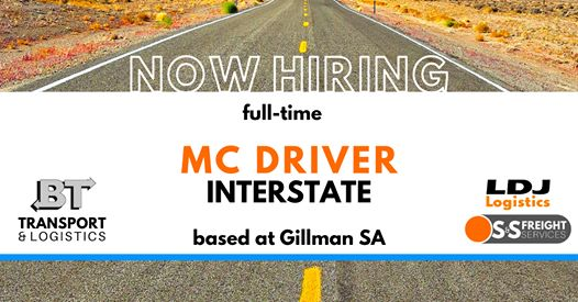 MC DRIVER - INTERSTATE