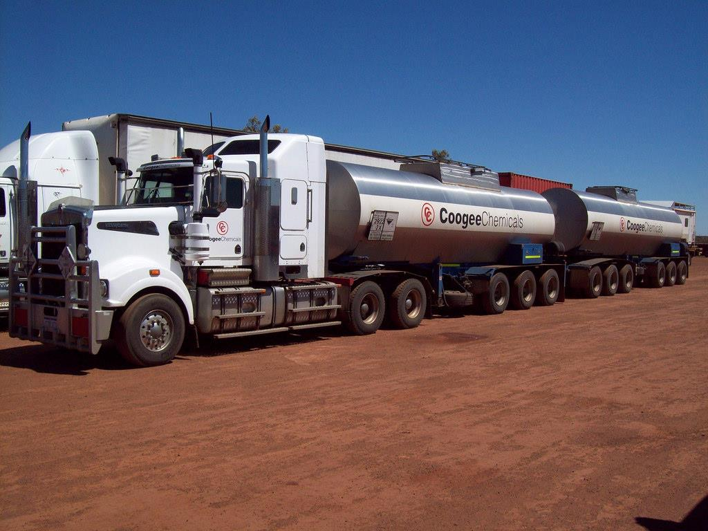 Heavy Duty/ Dangerous Goods Vehicle Driver (Gladstone)