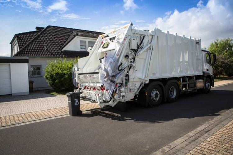 HR Waste Driver with Rear Lift Experience plus Penalties $$