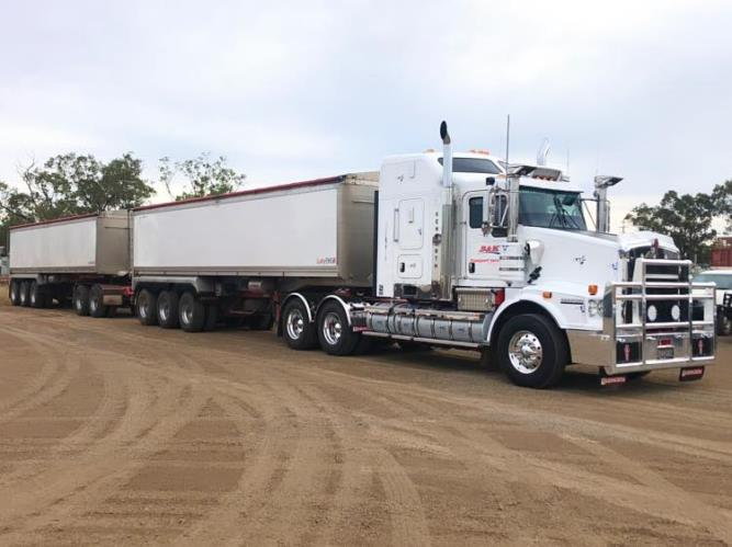 ROAD TRAIN/B-DOUBLE OPERATOR