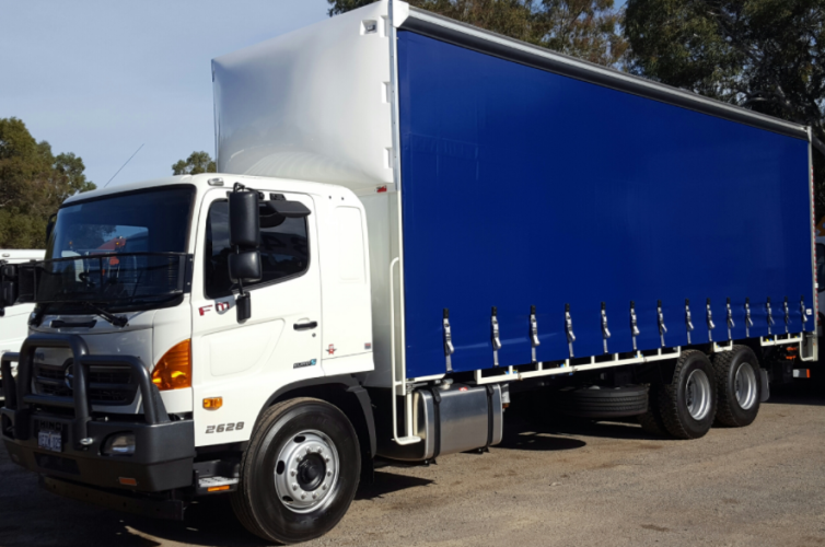 HR Driver required out of Kilsyth Victoria-19452