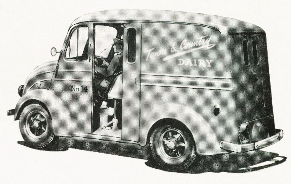 Milk Delivery Driver Sydney Metro North Area (SD2016)