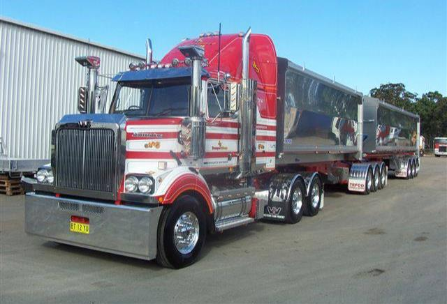 INTERSTATE B DOUBLE FEED TRUCK DRIVER