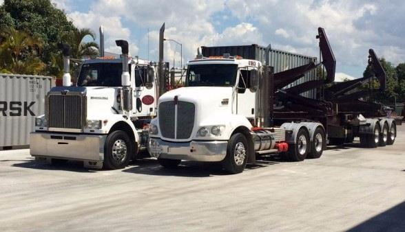 HC / MC Drivers | Wharf and Container Work
