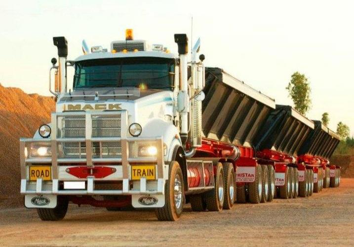Road Train/ Side Tipper Operators