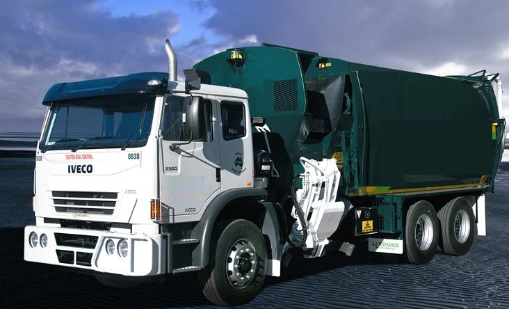 Heavy Rigid Waste Role - $36 p/h