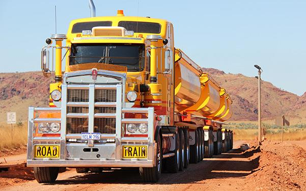 QUAD ROAD TRAIN DRIVERS - PORT HEDLAND