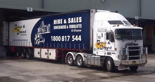 Truck Driver with HC or MC Licence