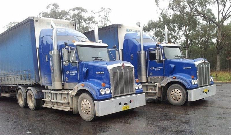 MC Interstate Truck Driver